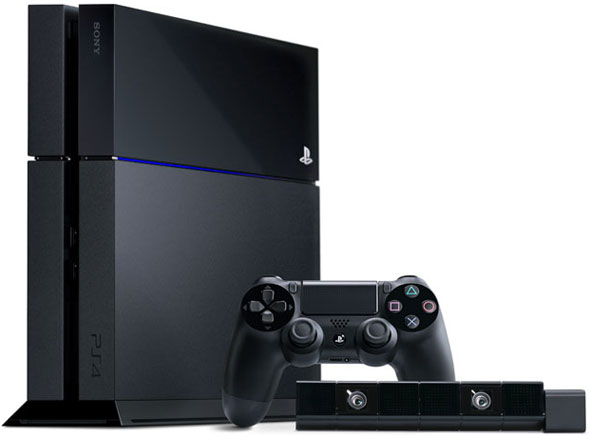 Sony PlayStation 4 + handkontroler