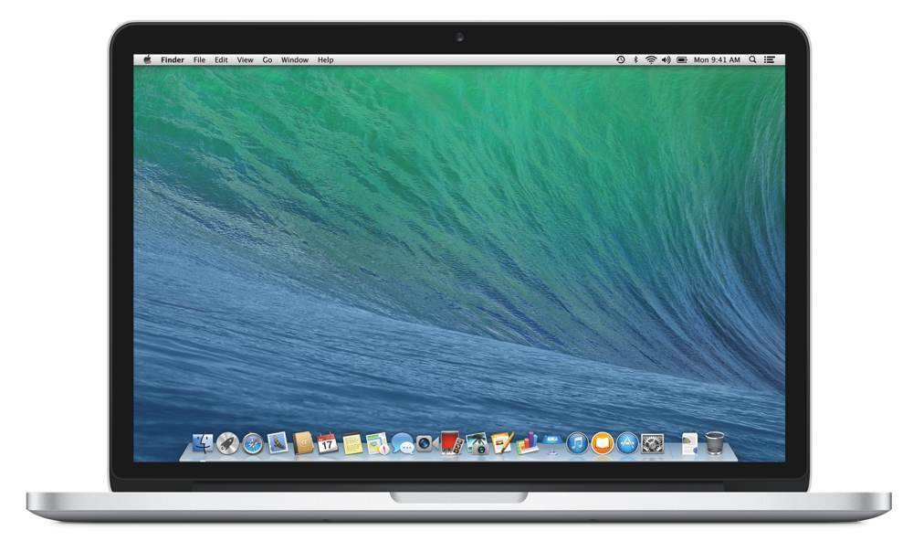 Apple MacBook Pro with Retina display (Kontakta oss för värdering)